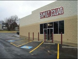 Family Dollar Detroit, MI