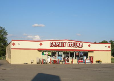 Family Dollar, Baldwin MI
